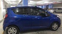 Chính chủ cần bán nhanh Chevrolet Spark 1.2 LT số sàn, màu xanh lam, 260tr - LH: 0905.919.697