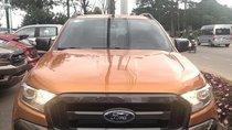 Bán xe Ford Ranger Wildtrak 3.2 SX 2015, màu cam, nhập khẩu nguyên chiếc