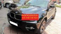 Bán BMW X6 XDriver 35i màu đen, sản xuất 2011, biển Hà Nội