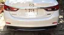 Cần bán Mazda 6 đời 2016, màu trắng, giá chỉ 770 triệu
