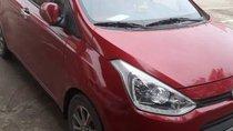 Cần bán xe Hyundai Grand i10 năm 2017, màu đỏ, nhập khẩu nguyên chiếc
