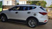 Cần bán xe Hyundai Santa Fe 2016, màu trắng, nhập khẩu nguyên chiếc