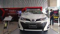 Bán Toyota Vios đời 2019, màu trắng, mới 100%