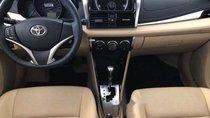 Bán Toyota Vios E sản xuất 2019, màu ghi vàng