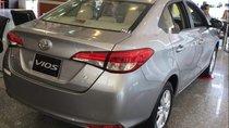 Cần bán xe Toyota Vios năm sản xuất 2019, màu bạc giá cạnh tranh