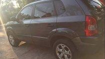 Cần bán xe Hyundai Tucson 2009, màu đen, xe nhập
