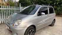 Bán Daewoo Matiz năm sản xuất 2007, màu bạc số sàn, giá tốt