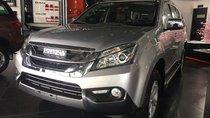 Thanh lý xe Mu-X 2016 màu bạc (4x2) 3.0 AT mới 100%