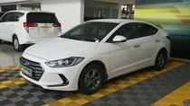 Bán xe Hyundai Elantra GLS năm sản xuất 2018, màu trắng, 528 triệu