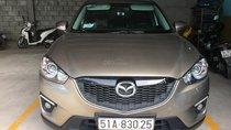 Bán xe Mazda CX5 màu vàng cát, chính chủ