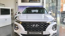 Bán Hyundai Santafe 2019, đủ màu, giao ngay. Giá chỉ từ 995 tr