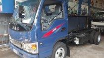Bán xe tải JAC 2t4 đời 2019 động cơ ISUZU thùng dài 4m4
