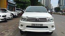 Cần bán Toyota Fortuner TRD Sportivo 2.7V sản xuất năm 2012, màu trắng, 635tr