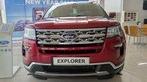 Chi tiết giá phụ kiện chính hãng xe Ford Explore 2019