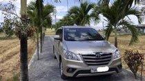 Chính chủ bán Toyota Innova đời 2014, màu vàng cát