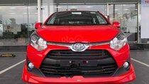 Bán xe Toyota Wigo đời 2019, màu đỏ, nhập khẩu, xe mới hoàn toàn