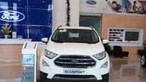 Bán Ford EcoSport năm sản xuất 2019, màu trắng, giá chỉ 535 triệu