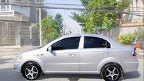 Cần bán xe Daewoo Gentra đời 2008, màu bạc, nhập khẩu nguyên chiếc chính chủ, giá 189tr