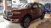 Bán xe Ford Everest sản xuất 2019, màu đỏ, nhập khẩu