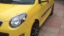 Cần bán lại xe Kia Morning 2011, màu vàng giá cạnh tranh