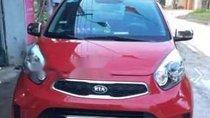 Bán ô tô Kia Morning Si năm sản xuất 2017, màu đỏ, giá 292tr