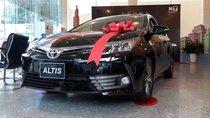 Bán xe Toyota Corolla altis 1.8G CVT 2019, màu đen