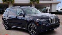 Giao Ngay BMW X7 xDriver 40i 2019 full kịch đồ, nhập khẩu nguyên chiếc, giá tốt