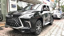 Bán LX570 Super Sport Autobiography MBS sản xuất 2019