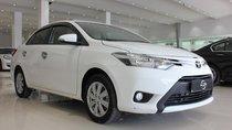 Cần bán Toyota Vios LX sản xuất 2018, màu trắng, giá cạnh tranh