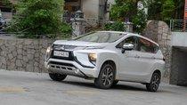 Mitsubishi Xpander AT đời 2019, màu bạc, nhập khẩu nguyên chiếc