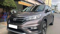Bán gấp Honda CRV 2.4 2016, full option biển số SG