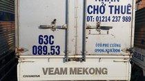 Ngân hàng thanh lý xe tải Changan 2016