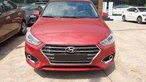 Hyundai Accent 1.4MT 2019 màu đỏ, giá tốt tại cần thơ, LH 0938220147 để được tư vấn hổ trợ 24/24