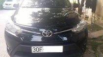Toyota Vios 1.5E màu đen số sàn, sản xuất 2018 biển Hà Nội