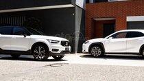 So sánh xe Lexus UX200 và Volvo XC40 2019