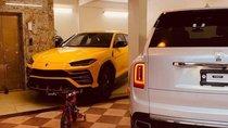 Lamborghini Urus và Rolls-Royce Cullinan của đại gia Việt về chung một nhà