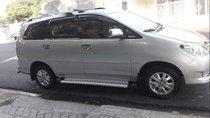 Bán ô tô Toyota Innova G đời 2011, màu bạc, nhập khẩu nguyên chiếc