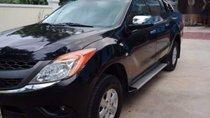 Cần bán xe Mazda BT 50 2.2 MT đời 2015, màu đen số sàn