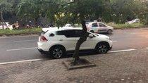 Bán Honda CR V sản xuất 2014, màu trắng, nhập khẩu