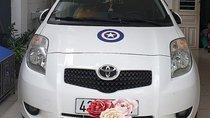 Cần bán xe Toyota Yaris đời 2007, màu trắng, nhập khẩu Nhật