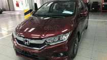 Honda City Vtop trả góp chỉ cần 200tr, mới 100%, sđt: 0942.627.357