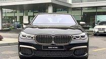 Cần bán BMW 7 Series M760Li đời 2019, màu đen, nhập khẩu nguyên chiếc