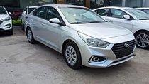 Cần bán xe Hyundai Accent 1.4 MT Base 2019, màu bạc