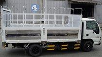 Xe tải Issuzu 2.9 tấn thùng bạt 4m3 đời 2019, hỗ trợ vay tối đa 85%