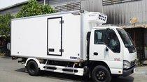 Xe tải Isuzu 1.99 tấn thùng đông lạnh 4m3