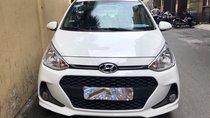 Cần bán Hyundai I10 1.2 MT màu trắng, đời 2018, xe đẹp giá tốt