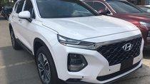 Cần bán xe Hyundai Santa Fe đời 2019, màu trắng, giá tốt