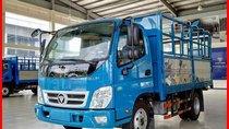 Khuyễn mãi 50% lệ phí trước bạ - xe Thaco Ollin 345. E4 - euro 4 - mới nhất - hỗ trợ trả góp