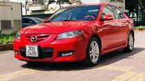 Mazda 3 - 2.0S SX 2009, màu đỏ, nhập khẩu nguyên chiếc