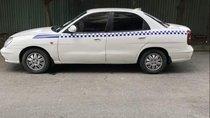 Bán Daewoo Nubira SX 2002, màu trắng, xe nhập máy nguyên bản